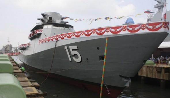 Патрульный корабль Independence для ВМС Сингапура